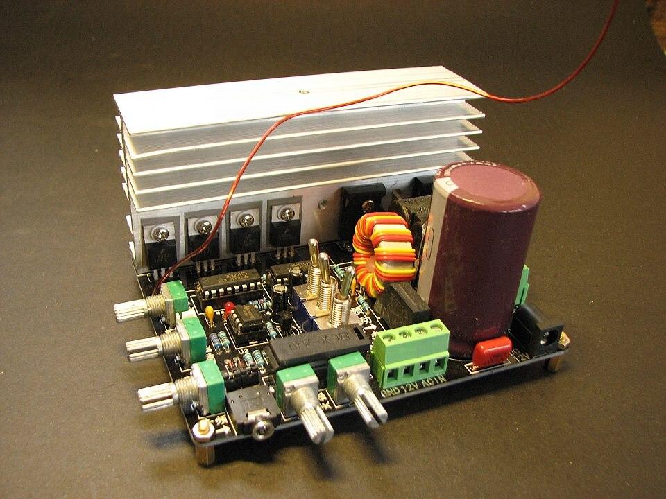 Haut-parleur Plasma Arc haut-parleur musique bobine tesla incroyable générateur clignotant PLLSSTC carte de contrôle enseignement expérience