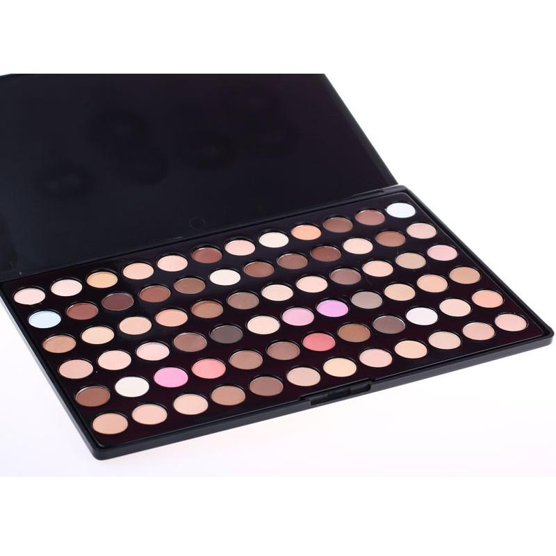 2016 Fashion72 Colors Natural Warm Eyeshadow Nk Eye Shadow Make Up Palette Cosmetics Set