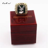 Manufacturer Direct 1980 Philadelphia Eagles Champion Ring Copy Ring And Ring Box Men S Sports Series