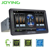 7 JOYING 2GB 32GB Single 1 DIN Android 6 0 GPS Navigation Universal Car Radio Stereo