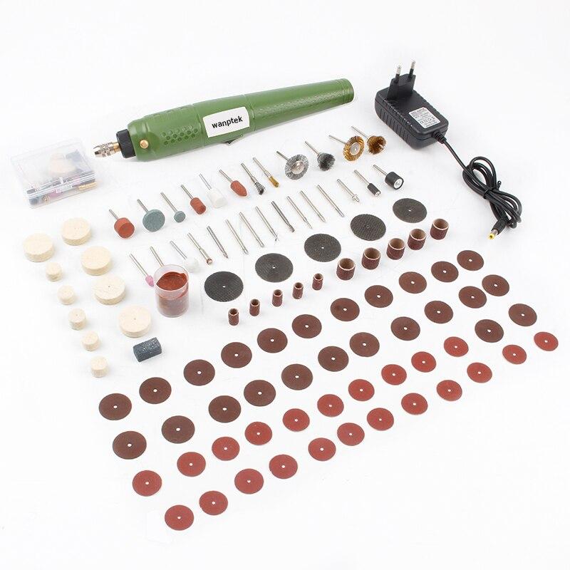 HB-002 Dremel furadeira elétrica moagem máquina de polir engraving pen broca Mini elétrico Pequeno furadeira sem fio bateria Interna