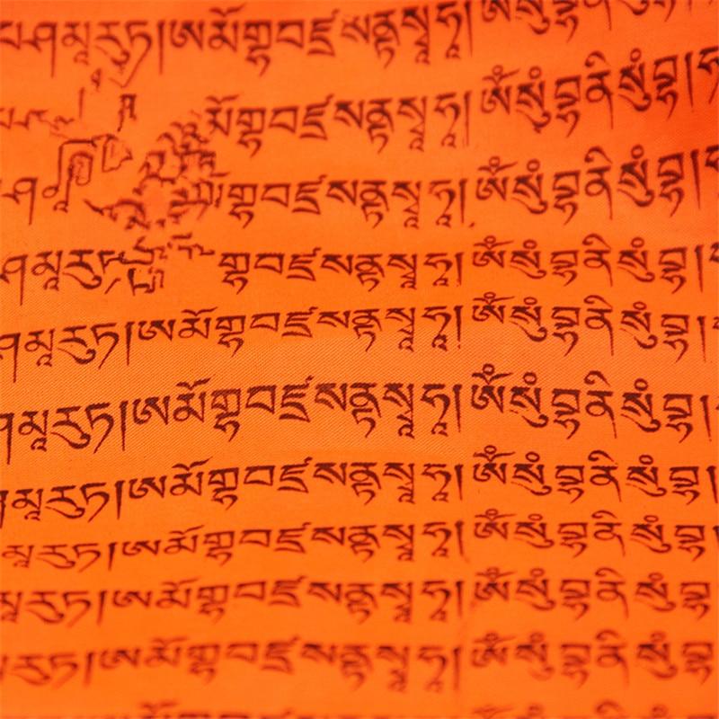 Tibetansk buddhistisk Supply Ksitigarbha Mantra Delikat Färgrik - Heminredning - Foto 5
