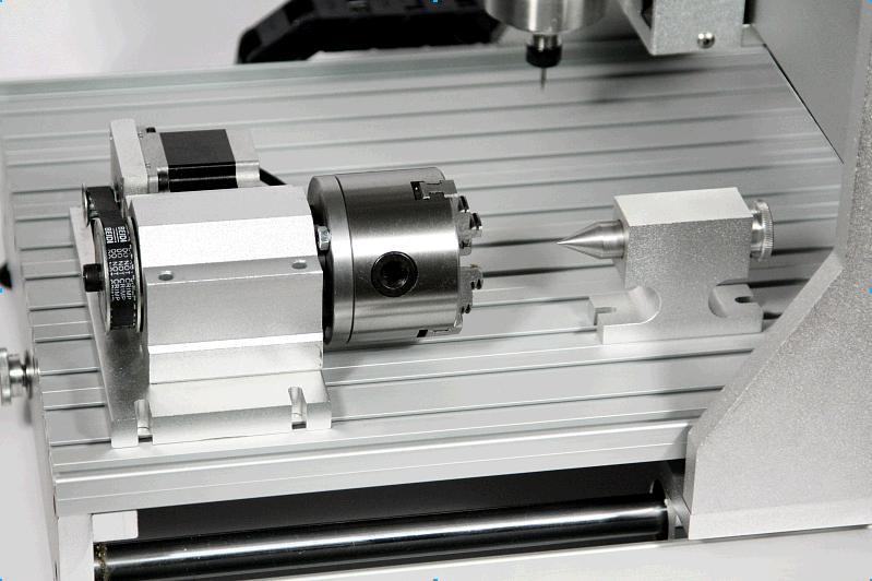 CNC routeur mini CNC machine de gravure axe rotatif 4 axes une pince daxeCNC routeur mini CNC machine de gravure axe rotatif 4 axes une pince daxe