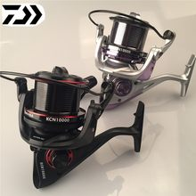 DAIWA KCN ALL Metal 8000 10000 12000 Coil Spool Spinning Fishing Reel 12+1BB High Speed X-Ship MGL ROTOR SPINNING Crap REEL(China)