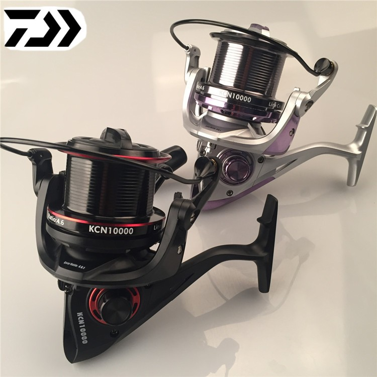DIWA KCN ALL Metal 8000 10000 12000 cewka szpula Spinning kołowrotek 12 + 1BB High Speed x-ship MGL ROTOR SPINNING Crap Reel