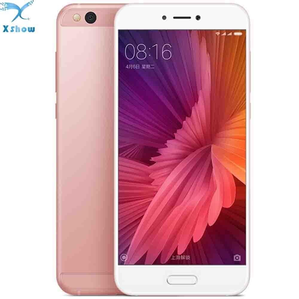 "bilder für Xiaomi Mi5c Mi 5C Tannenzapfen S1 Octa-core 3 GB RAM 64 GB ROM Handy 5,15 ""1080 P FHD 12.0MP Fingerprint ID MIUI 8"