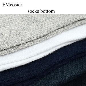 Image 4 - 6 ペア春メンズ綿の靴下高品質のロットの靴下 100 快適な通気性の男性 meia sokken 黒、白グレー