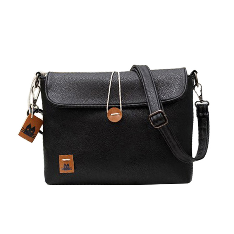 Wholesale Price Promotion 9 Colors New Fashion Women Handbag PU Leather Women Messenger Bags Candy Color Bag For Women promotion price for new upa usb