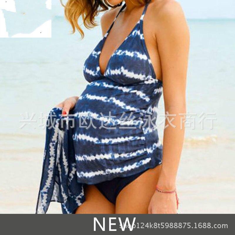 294877d107 Pregnant Women Swimwear Maternity Swimwear Swimsuit Bathing Dress Style  Plus Size Pregnancy Swimwear for Pregnant Women