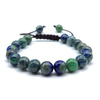 Azurite Malachite Bracelet