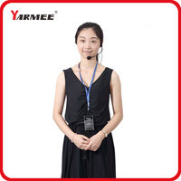 Yarmee Most Popular Wireless Tour Guide Audio System With Long Distance Transmit For Church Visiting Reception