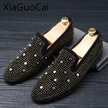 d519beeb39 Compra crystal shoes men y disfruta del envío gratuito en AliExpress.com