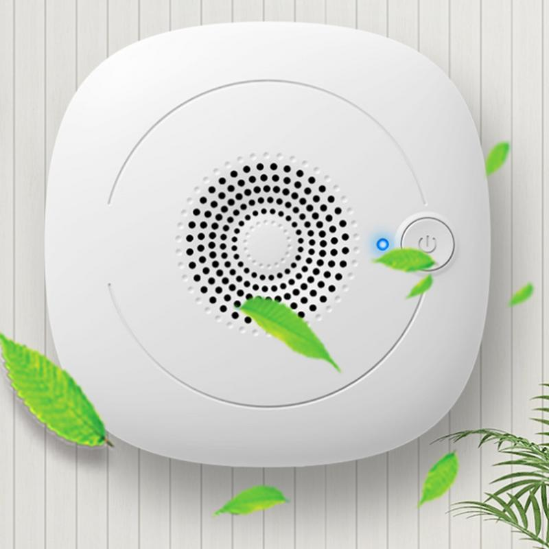 Home Air Purifier with Filter Portable Cleaner Remove Formaldehyde Odor Smart Purifying Device