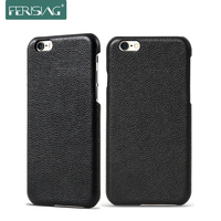Ferising Brand 6 6S Luxury Vintage 100 Real Genuine Leather Phone Case For IPhone 6 S