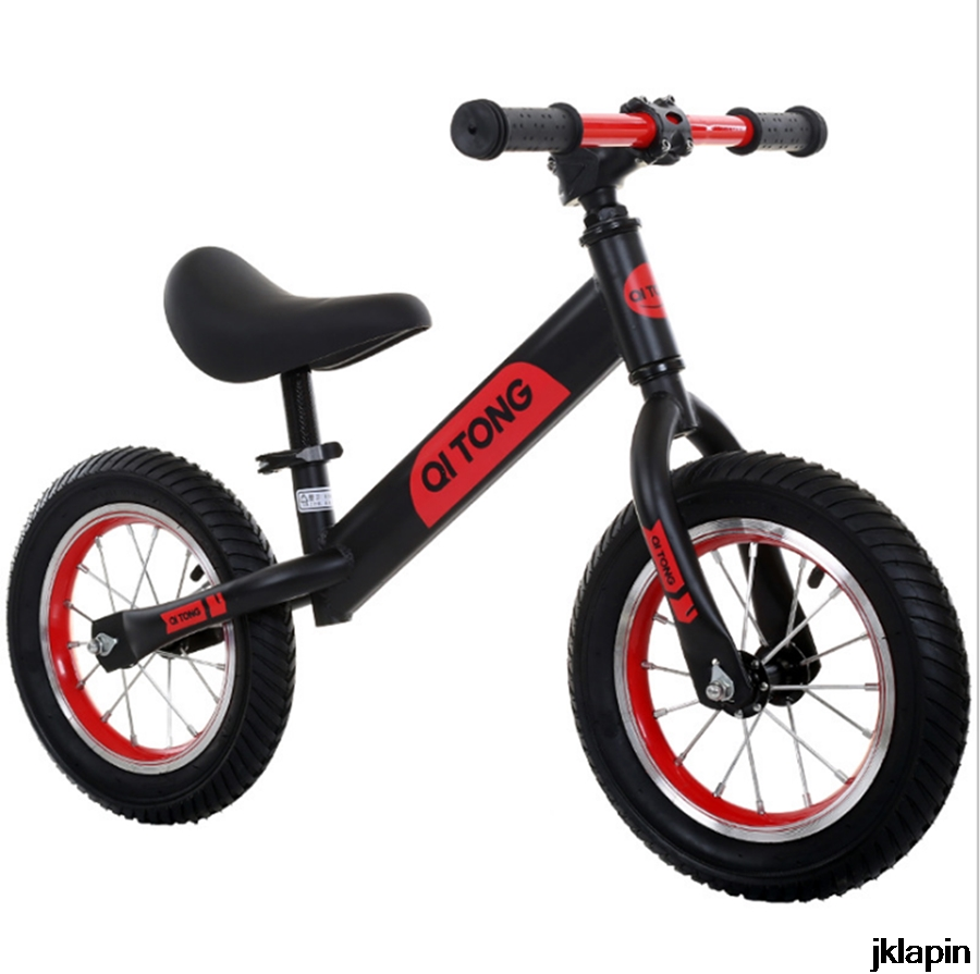 Children's Balance Bike No Pedal Slide Baby Scooter Child Two-wheel Bicycle Stroller