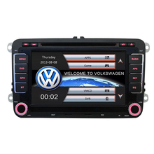 7″ Capacitive Screen Car DVD GPS built-in Can Bus support Original VW UI for VW Volkswagen POLO PASSAT B6 Golf 5 6 Skoda Octavia