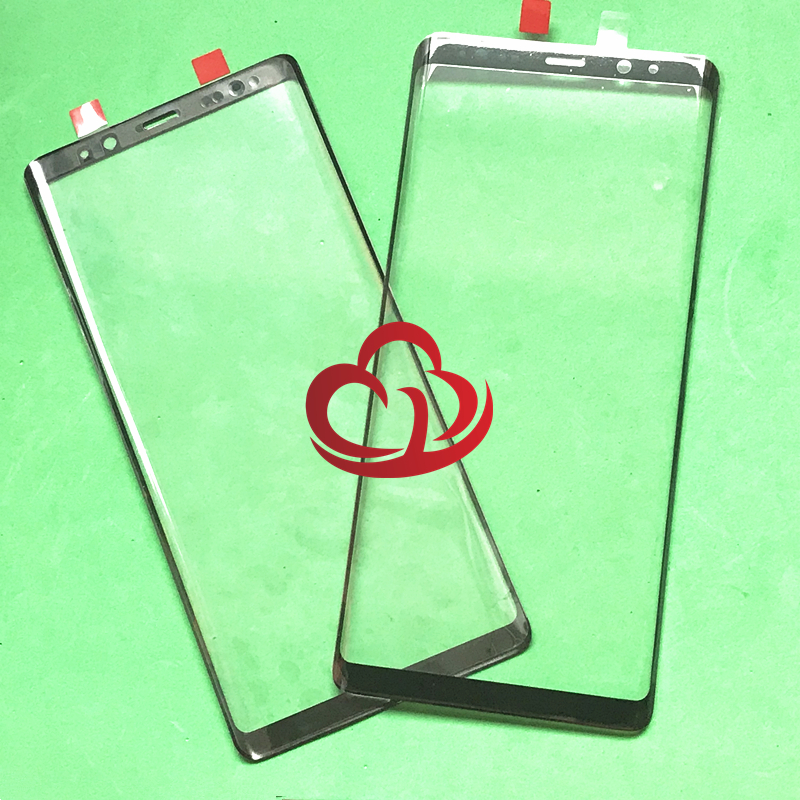 LCD de remplacement Avant Tactile En Verre Extra Objectif Pour Samsung Note8 N950 N950F N950FD N950U N950U1 N950W N950N N9500