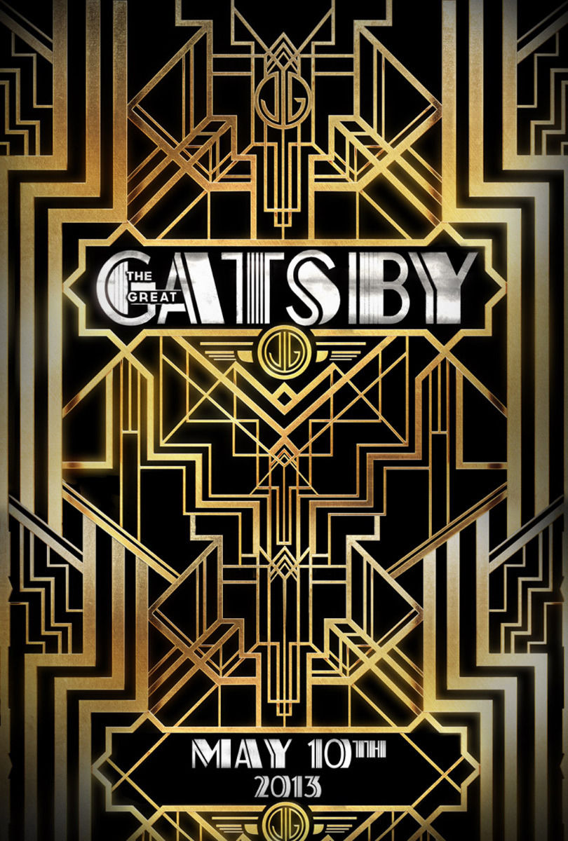 The Great Gatsby Hot Leonardo Dicaprio Movie Fabric Poster