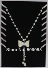 Free Shipping,28*19cm Black Necklace Display Shelf,Necklace Plate,Good Quality Jewelry Props, Hot Sale Grid