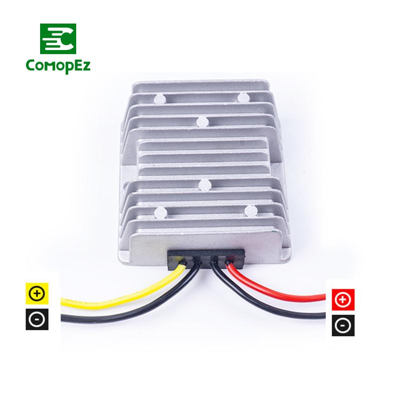 AC/DC Converter AC14-28V DC15-40V to 12V 8A 10A Reducer Regulator Voltage Step Down Module Power Supply for Cars Solar Panel