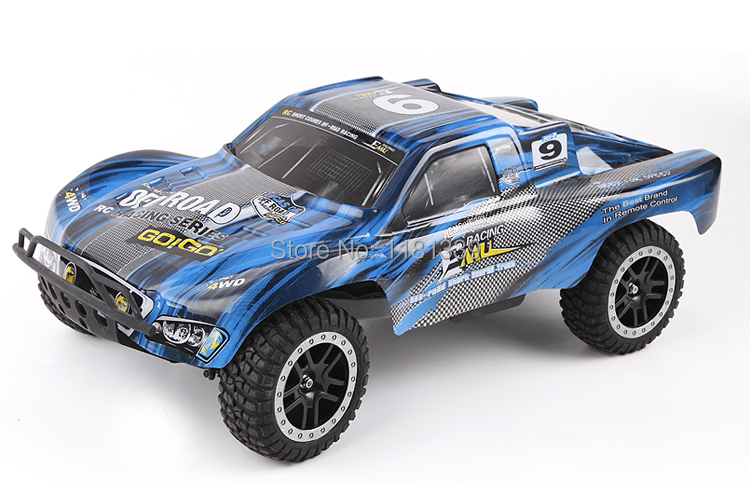 All Wheel Drive Rc Cars : Rc car all wheel drive brushless card special g