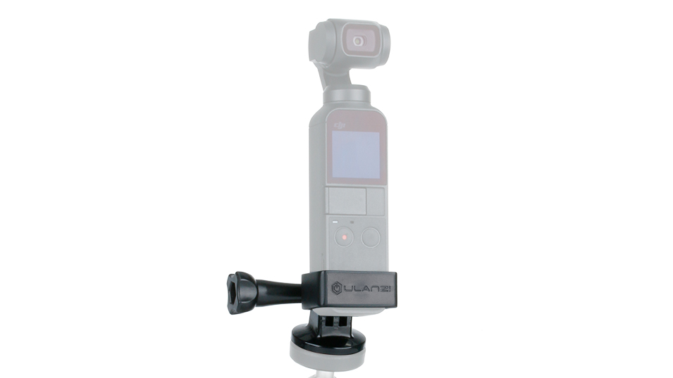 Ulanzi OP3 Handheld Gimbal Holder Mount Accessories for Dji Osmo Pocket Extendsion Adapter 6