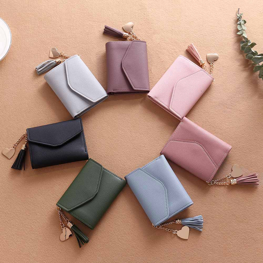 2018 Fashion Mini Women Girls Wallet  Cute Fashion Coin Purse Wallet Bag Change Pouch Key Holder Boys Girls Birthday Gift X# аккумулятор maverick m409 4000mah white