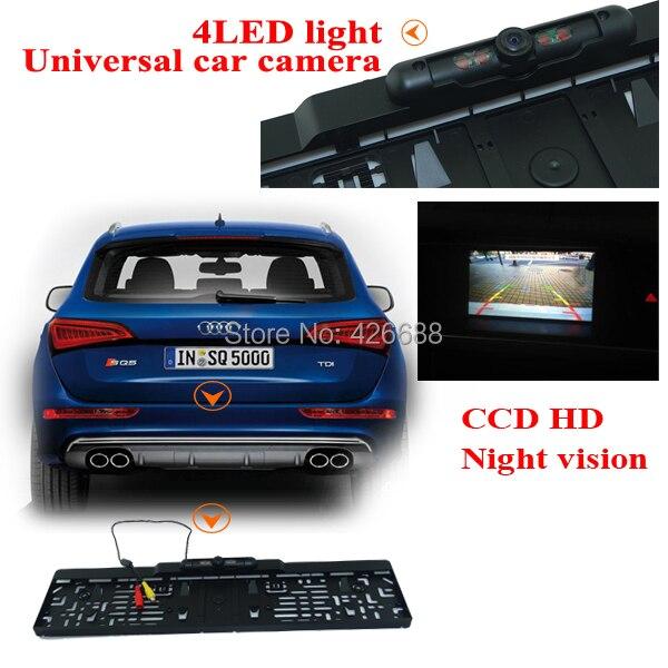 2017 Új HD! HD CCD széles 170 fokos szög EU európai autó - Autó belső kiegészítők