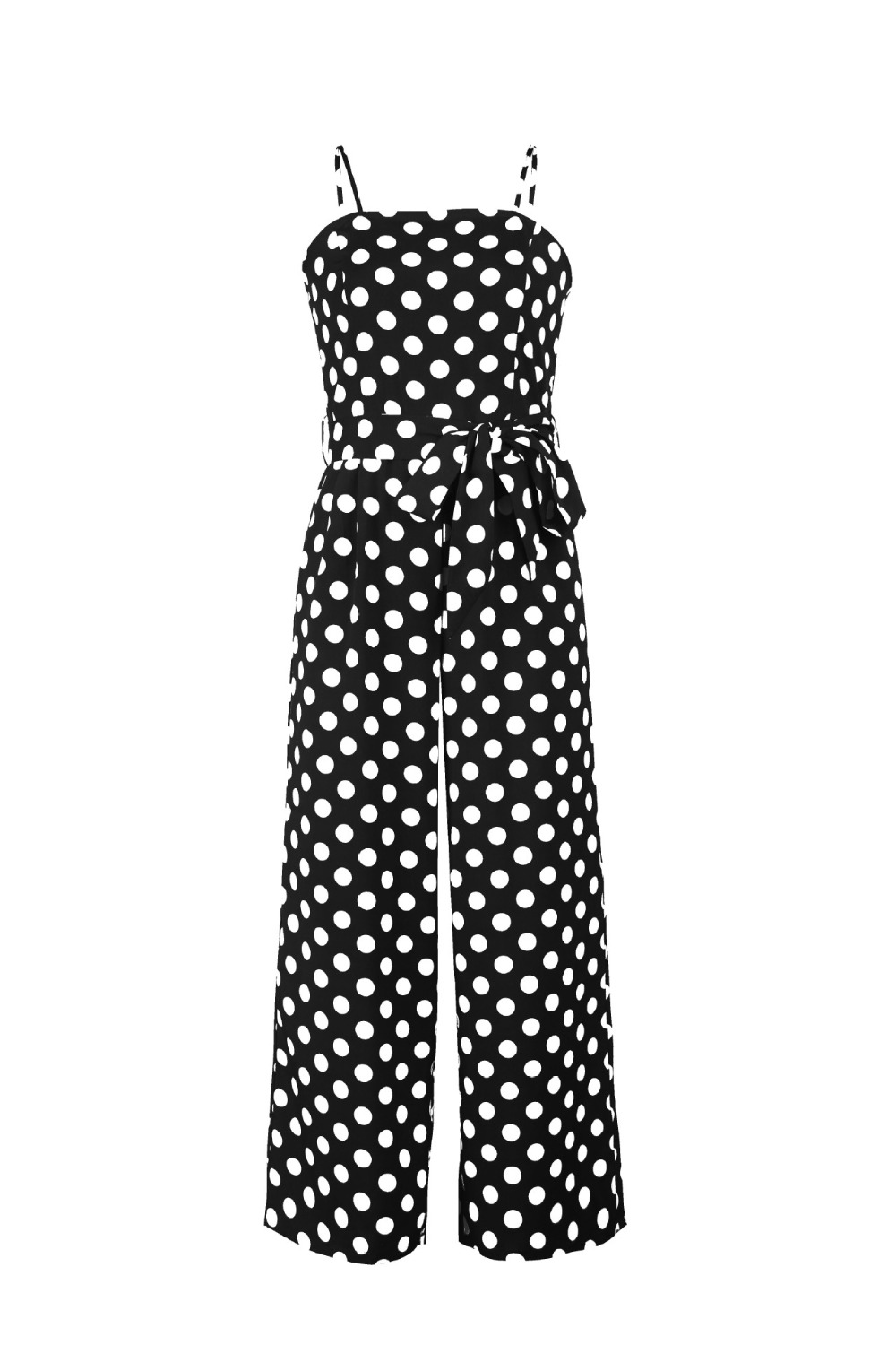 HTB14CsDbcfrK1Rjy0Fmq6xhEXXak - Women Rompers summer long pants elegant strap woman jumpsuits polka dot plus size jumpsuit off shoulder overalls for womens