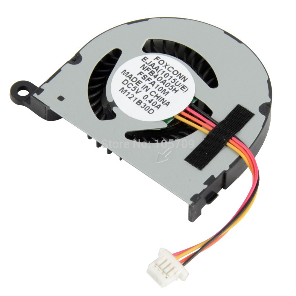 Laptops Replacement Accessories Cpu Cooling Fan For ASUS Eee 1015PE 1015PEM Notebook Computer Processor Cooler Fan F2054