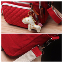 Colorful Mommy Diaper Bag