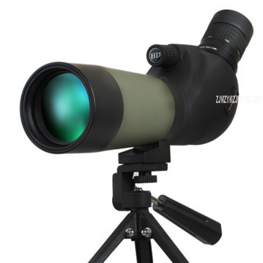 15-45X60 Spotting Scope Waterproof Telescope 60mm 15-45X Zoom Birdwatch Long Range Hunting Monocular With Tripod Mount 15 45x60 spotting scope waterproof telescope 60mm 15 45x zoom birdwatch long range hunting monocular with tripod mount page 1