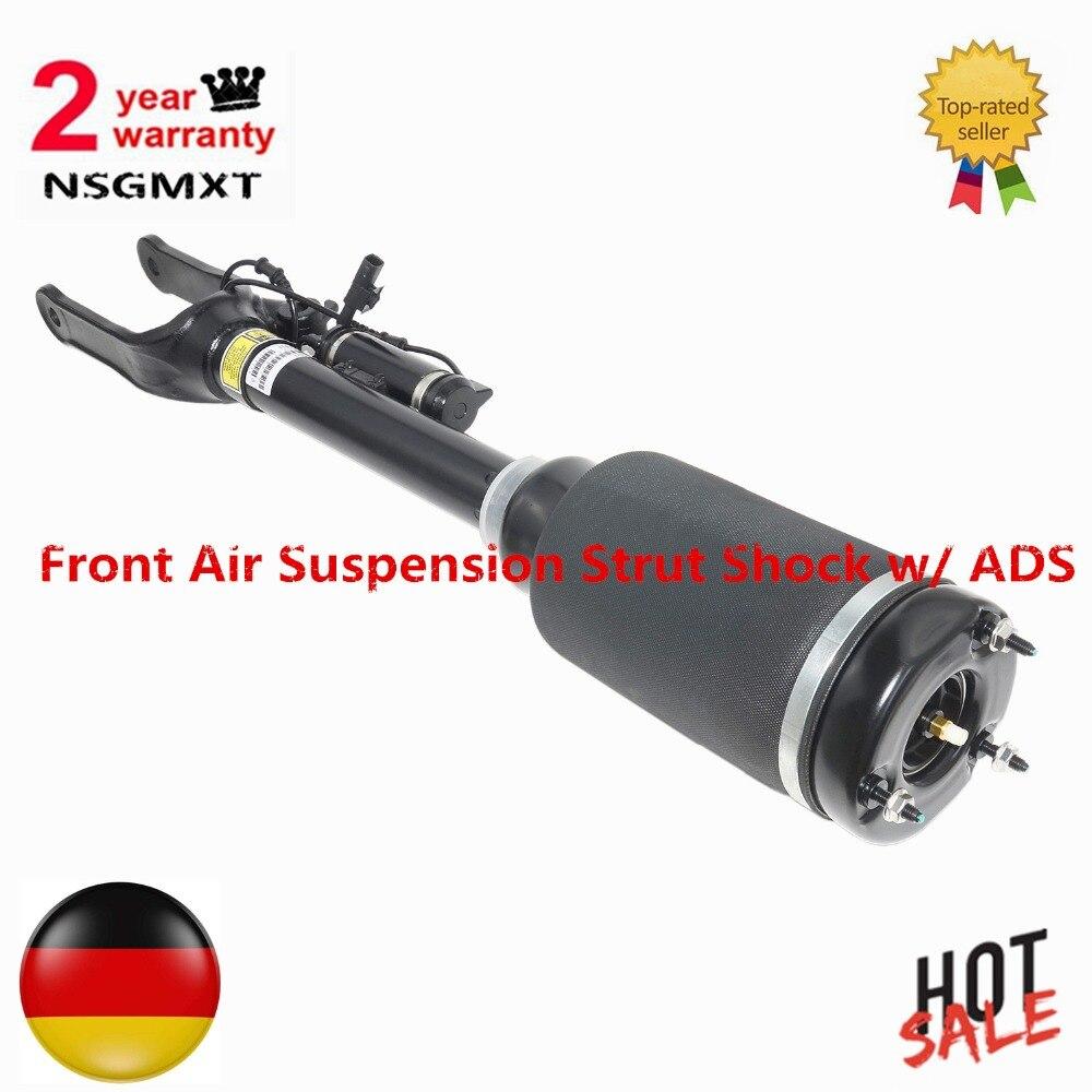 AP01 AP01 Frente Air Suspension Strut Choque w/ADS Novo Para Mercedes-Benz GL/M-Classe x164 63 W164 320 350 420 450 500 280 300