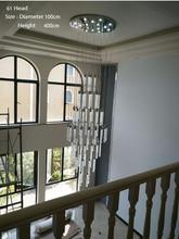 Dubleks Yapı Merdiven Kristal Avize Villa Fuaye Alışveriş Merkezi Otel Büyük Avize Kabarcıklar Avizeler Aydınlatma