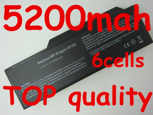 6 Células Bateria Para Medion Akoya E8410 P7610 P8610 P8611 P8612 P8613 P8614 X8610 BP-DRAGON GT (S) (P)