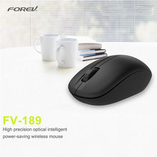 Forev Portable 2.4GHZ Wireless Mouse Gaming Mouse Optical power-save ABS 1600DPI for Laptop PC Computer Gamer
