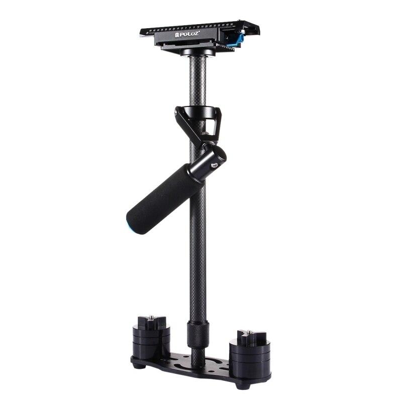 DHL Free PULUZ S60T Max 2.5kg 60cm Carbon Fiber Ručni stabilizator - Kamera i foto - Foto 2