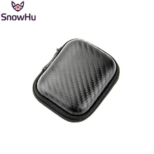SnowHu Lightweight Andoer Mini Protective EVA for GoPro Hero 7 6 5 4 sjcam For xiaomi yi Camera Case Portable Bag action camera andoer серебряный
