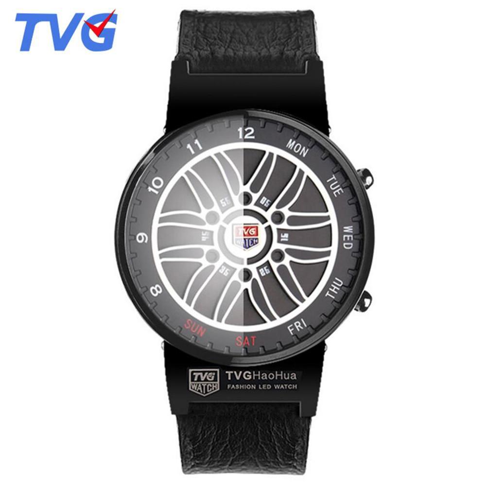 Top Brand TVG Ρολόγια Ανδρών Δημιουργική - Ανδρικά ρολόγια - Φωτογραφία 2