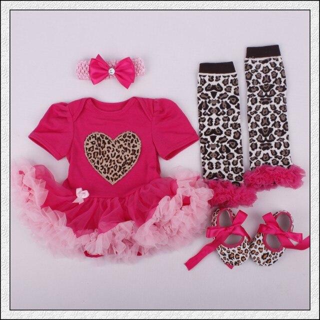 Newborn Baby Girls Clothing Christmas Gifts Baby Birthday Sets Baby ...