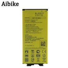 Aibike New original mobile téléphone batterie BL-42D1F 2800 mAh Pour LG G5 H820 H850 H860N H868 F700K H830 VS987 Batterie remplacement