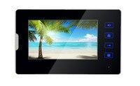 7 inç Dokunmatik Ekran Monitör Için Kablolu Görüntülü Kapı Telefonu XLS-V70T2
