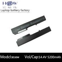 8cells battery for hp EliteBook 8530p 8530w 8540p 8540w 8730p 8730w 8740w HSTNN-LB60 HSTNN-OB60 HSTNN-XB60 KU533AA 501114-001