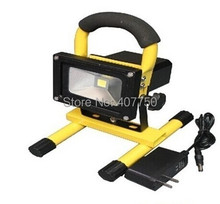 best seller rechargeable portable led flood light  battery powered led spotlight 30w used for outdoor rescue , hiking lighting