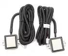 Fahrzeug Auto Blind Spot Detection System BSD Mikrowellenradarsensor Chang Spur Licht Warnung Summer Alarm Sicheres Fahren - 2
