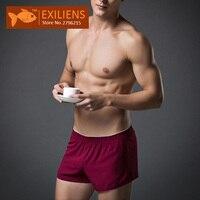 EXILIENS 2017 Hot Sale Underwear Men S Shorts Boxers Sexy Cotton Arrow Pants Panties Male