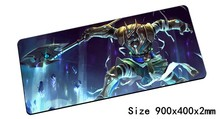 Nasus mouse pad 900x400mm pad mouse lol notbook computer mousepad Curator of the Sands gaming padmouse gamer laptop mouse mats
