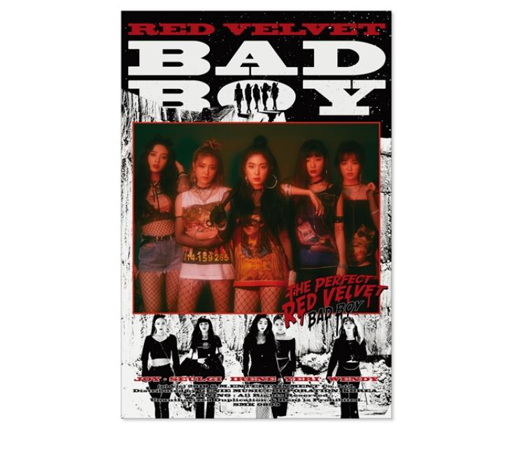 2018 Red Velvet  The Perfect Red Velvet CD (Mini Album)