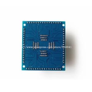 Image 5 - Top quality U Type QFP64 TQFP64 LQFP64 socket adapter IC test socket programmer qfp64 socket tqfp64 lqfp64