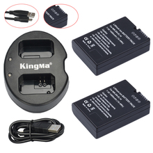 2 шт. EN-EL14 EN-EL14a ENEL14 EL14a аккумулятор + USB двойной зарядное устройство для Nikon P7800 P7700 P7100 D5500 D5300 D5200 D3200 D3300 D5100